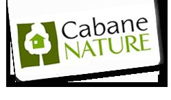 Logo de Cabane Nature