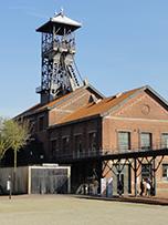 Viste des mines de Lewarde