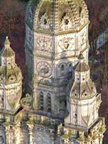 Tour abbatiale de Saint-Amand-les-Eaux